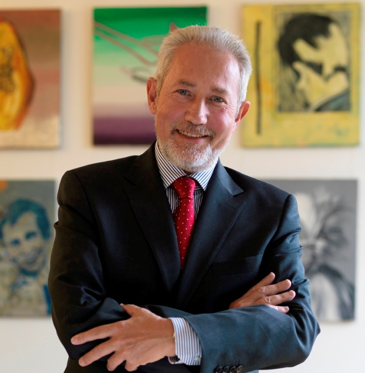 Prof. Klaus Schrenk, © Bayerische Staatsgemäldesammlungen, Haydar Koyupinar