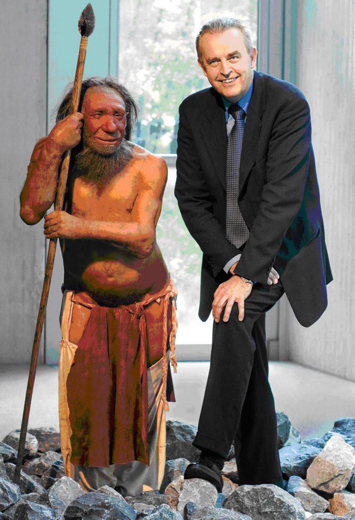 Nur wer etwas besonderes anbietet, wird wahrgenommen ¦ Interview mit Prof. Dr. Gerd-Christian Weniger, Direktor des Neanderthal Museums