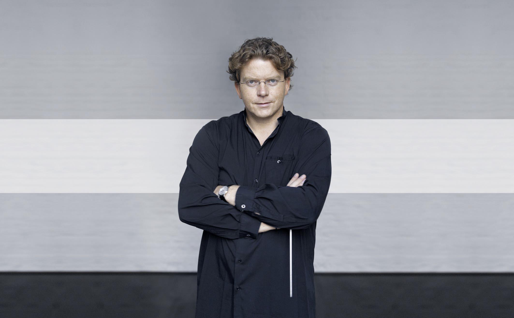 Marcus Bosch, Künstlerischer Direktor der Opernfestpiele Heidenheim, Generalmusikdirektor des Sinfonieorchesters Aachen und Chefdirigent der Nürnberger Symphoniker