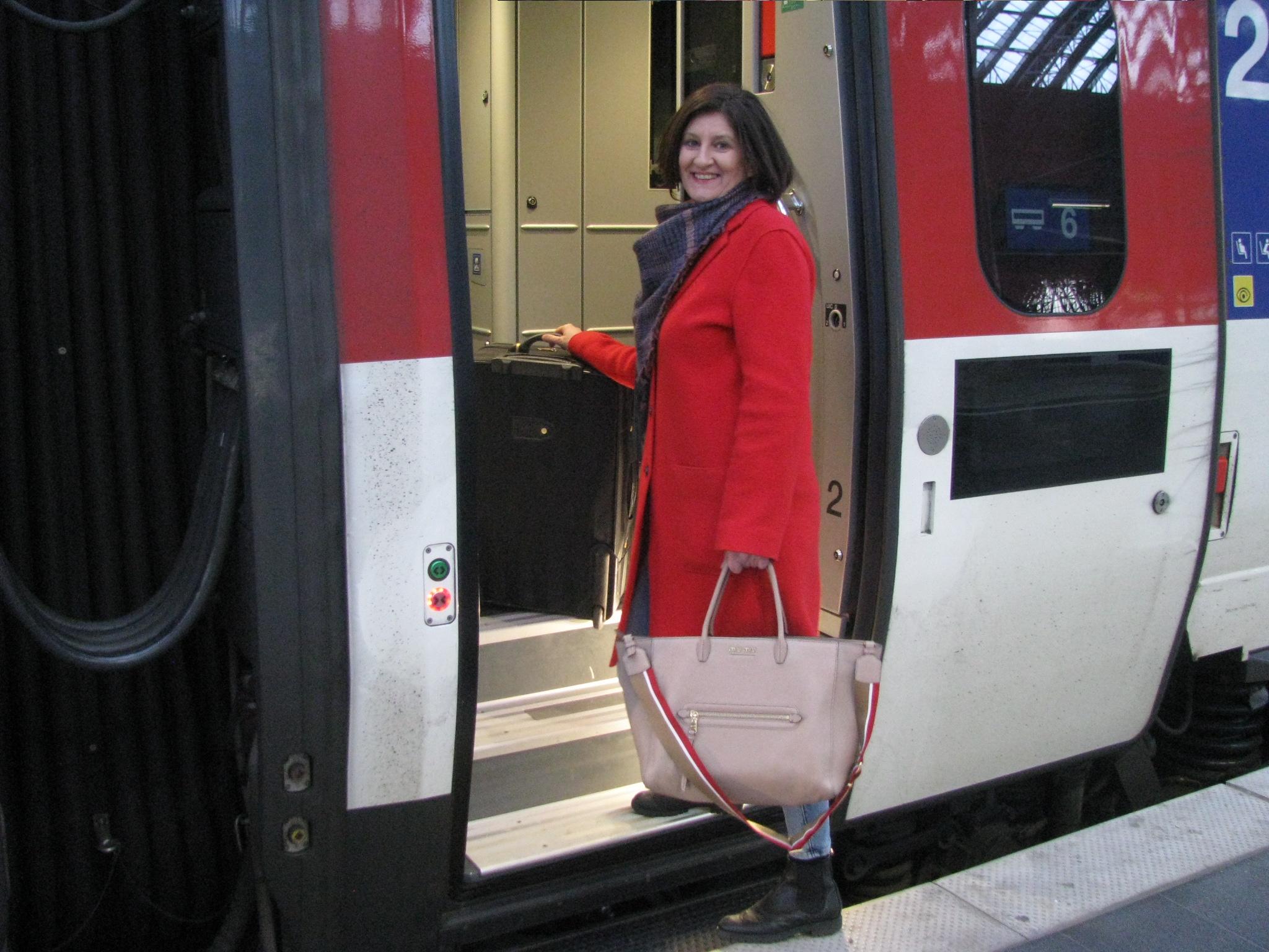 Ulrike a Milano