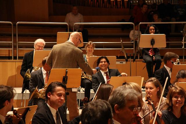 Rollenspiele im Orchester