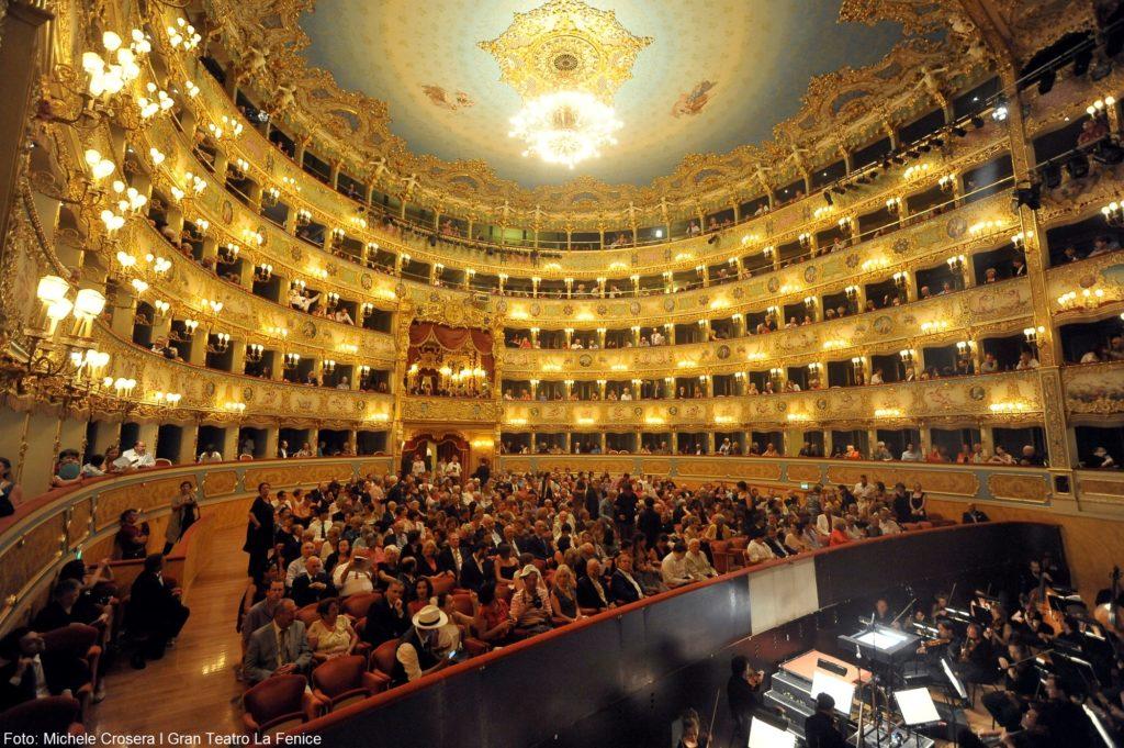Unexpected success ¦ Interview with Giampiero Beltotto, Il teatro La Fenice