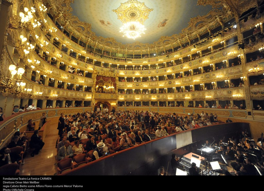 Unexpected success ¦ Interview with Giampiero Beltotto, Il Teatro La Fenice