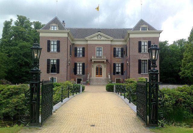 Steht für die Niederlande Huis Doorn