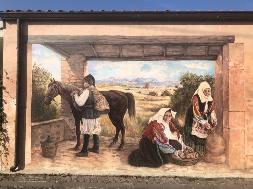 Murales - Die Wandgemälde Sardiniens