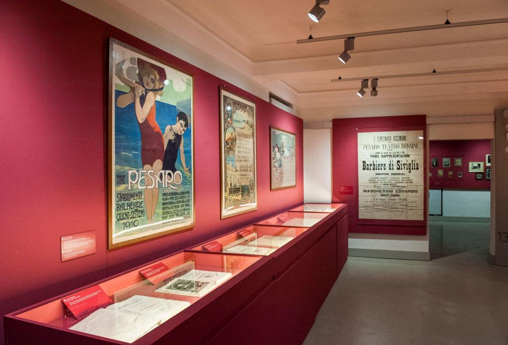 Mostra a Pesaro e per i 150 anni dalla morte di Gioacchino Rossini