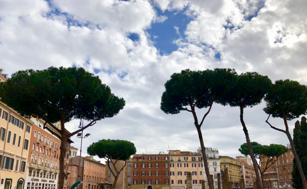 Rom oder Mailand? Hauptsache Italien