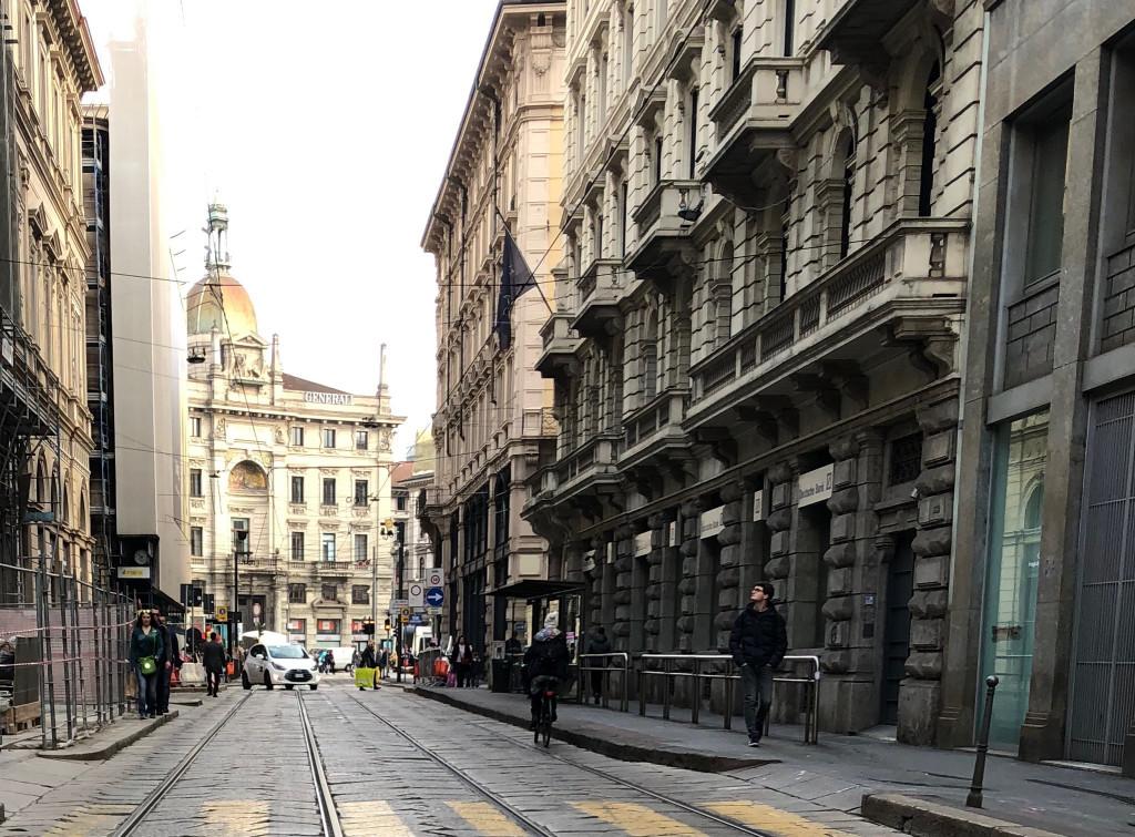Meine erste Woche in Mailand