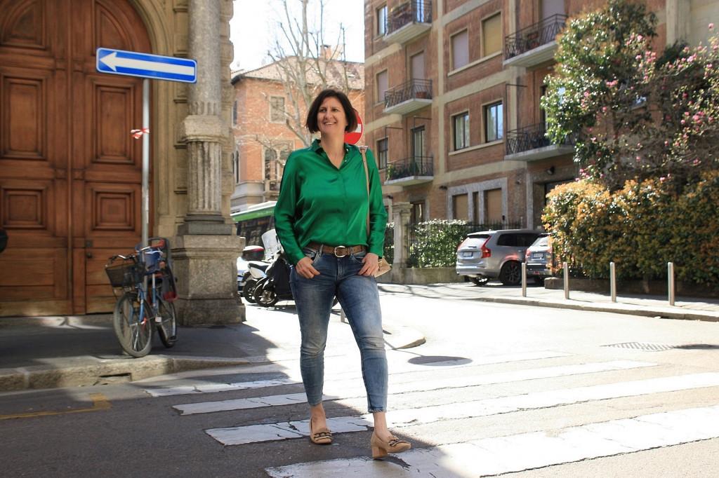 Zurück aus Mailand