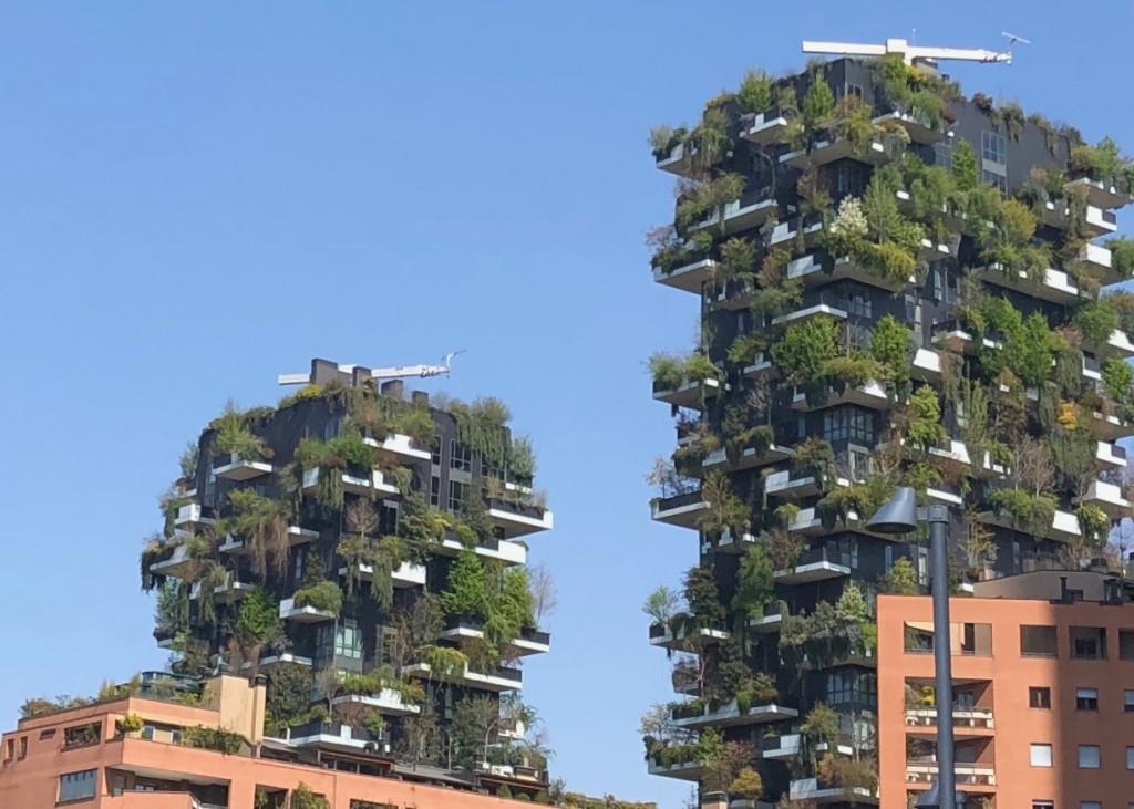 Mailand-Tipps: Bosco verticale