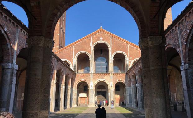 Mailand-Tipps: Ein Tag rund um Sant'Ambrogio