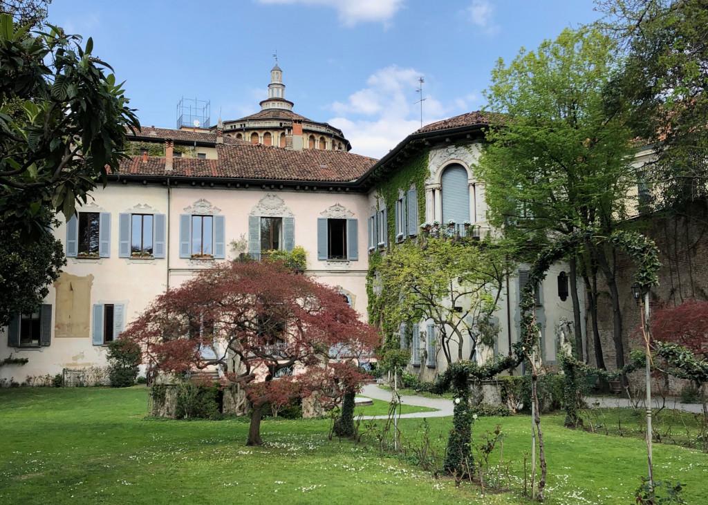 Casa degli Atellani in Mailand
