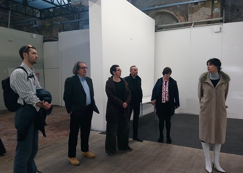 Kunst im Dialog: Austausch der Kunstakademie Brera und der Städelschule Frankfurt