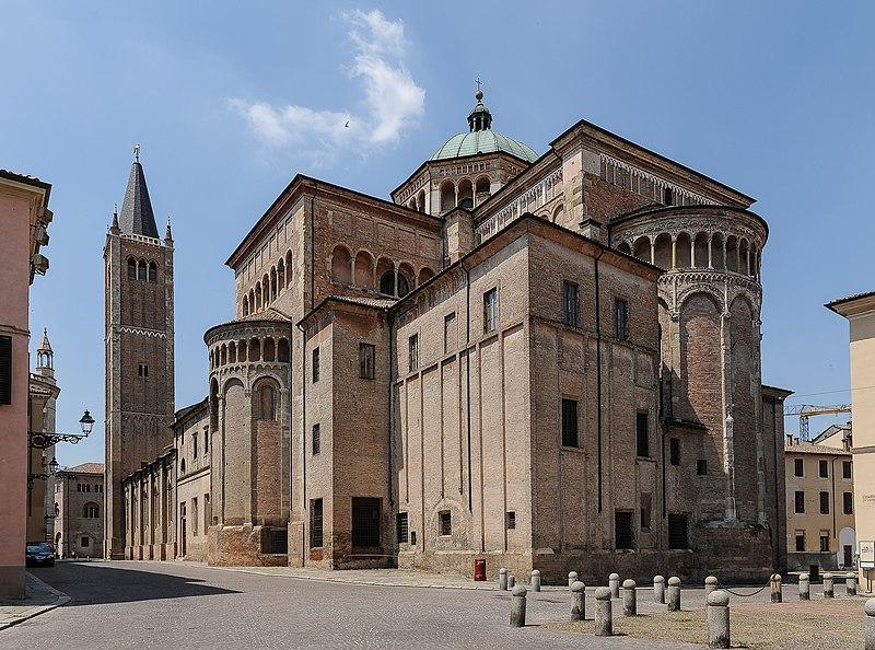 Kathedrale von Parma