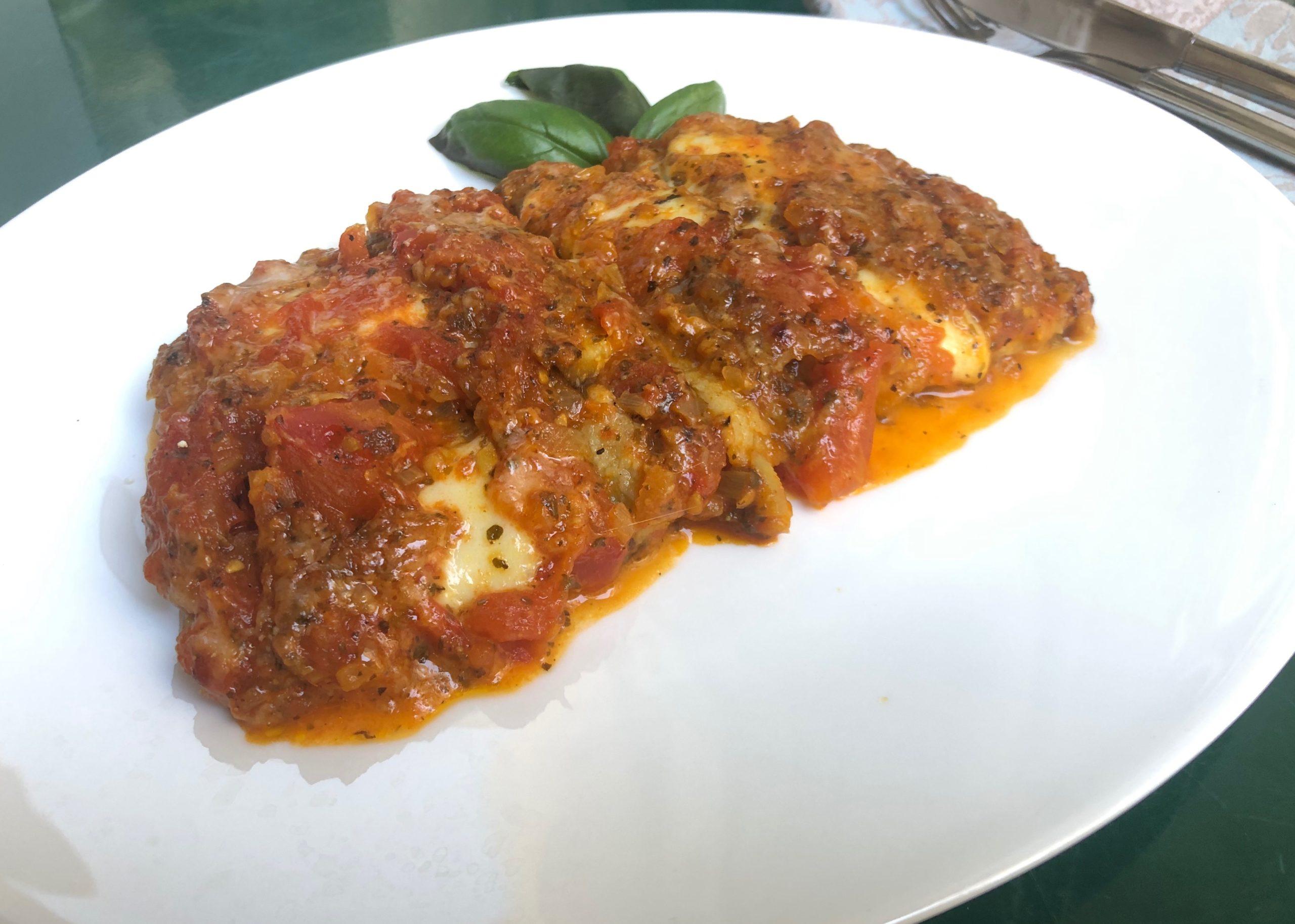 Melanzane alle parmigiana