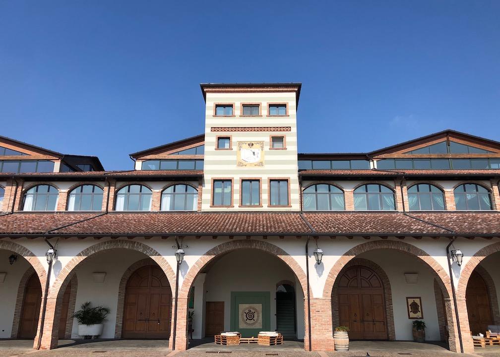 Besuch bei Corte Aura Franciacorta