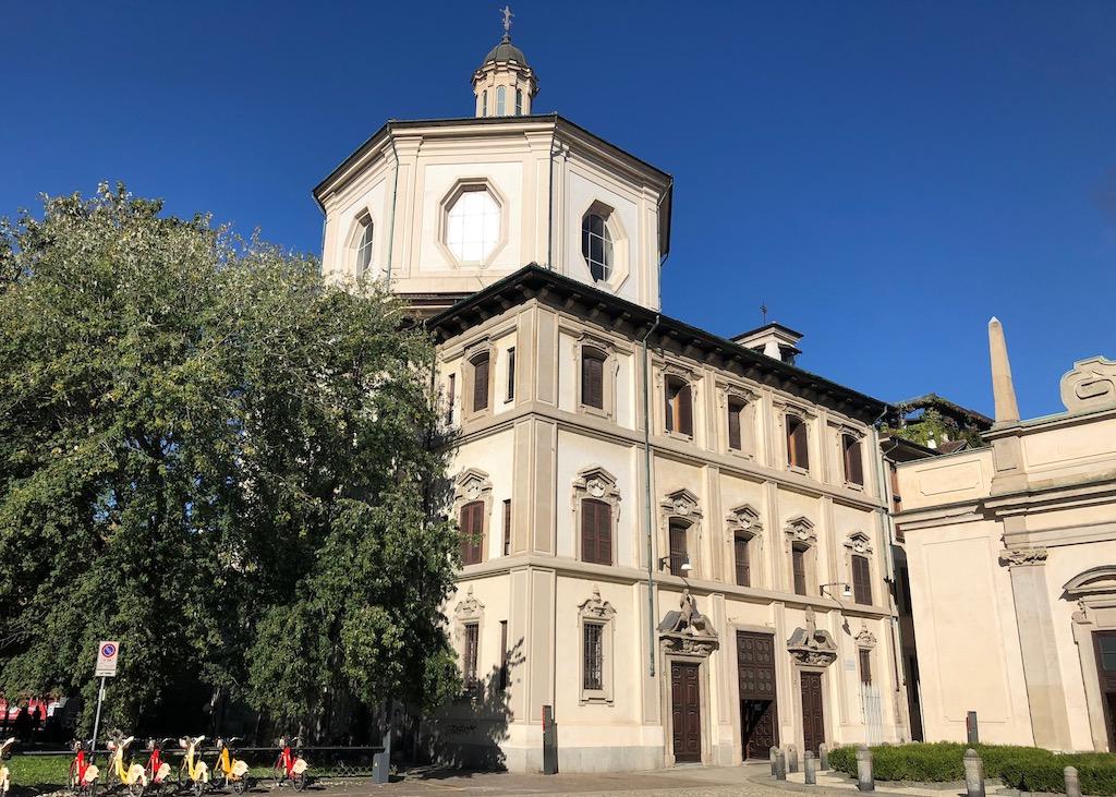 Meine 9 Geheimtipps für den nächsten Mailand-Besuch, Chiesa San Bernardino della Ossa