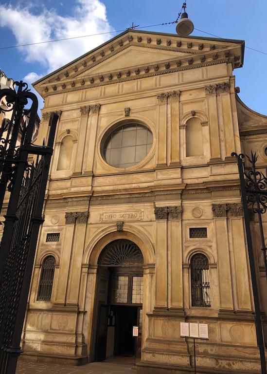 Meine 9 Geheimtipps für den nächsten Mailand-Besuch, Chiesa di Santa Maria presso San Siro