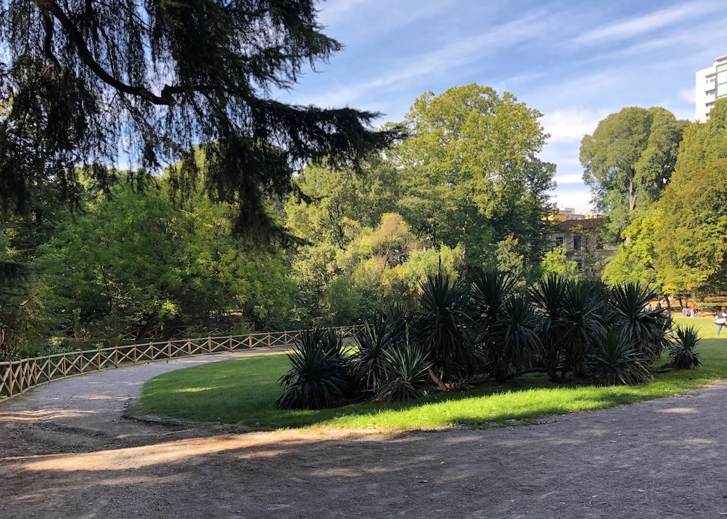 Meine 9 Geheimtipps für den nächsten Mailand-Besuch, Park der Villa Reale