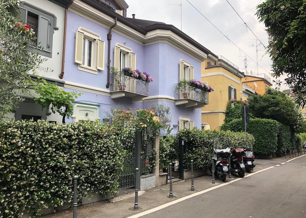 Meine 9 Geheimtipps für den nächsten Mailand-Besuch, Villagio Operaio di Via Lincoln