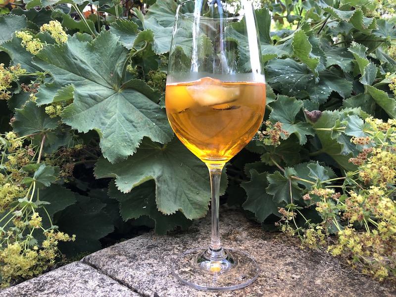 Crodinio, ein alkoholfreier Aperitif