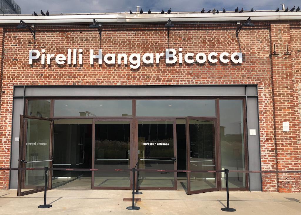 Una visita a Pirelli HangarBicocca